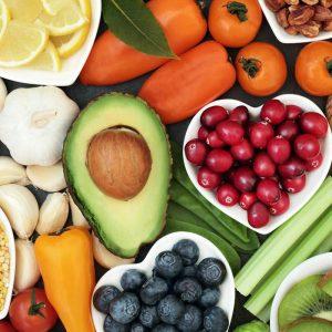 Nutricosmetica y Antioxidantes